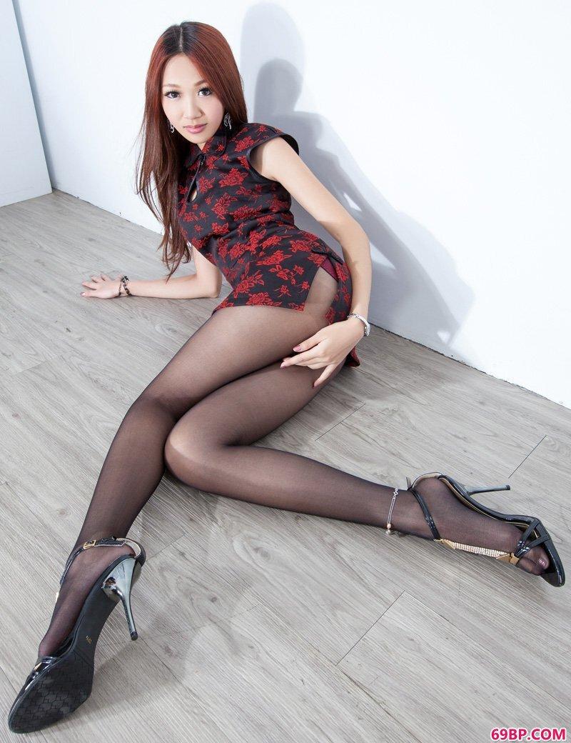 美腿裸模第392期Susan_国模gogo美女人体摄影